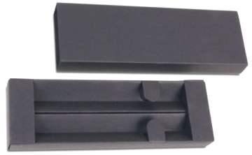 בוקסי יחיד, קופסת קרטון שחורה לעט יחיד