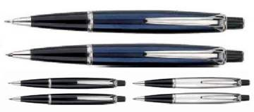 סט נאוטילוס, סט כדורי ועפרון WAVE גוף מתכת