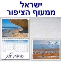 ישראל ממעוף הציפור, לוח 8 / 1 8 דפים תאריכון דו חודשי